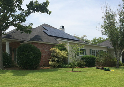 Solar Panels for a Home